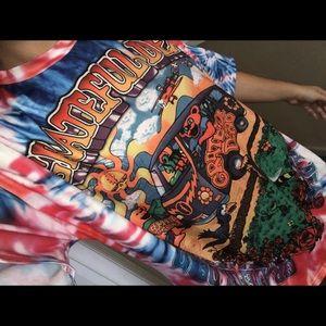 Grateful dead shirt!!